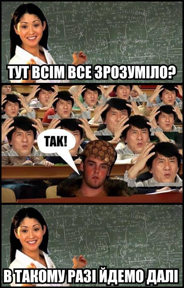 Мем про студентів