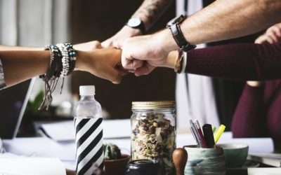 The power of small teams