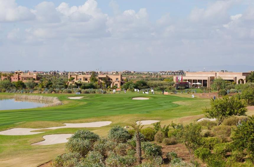 Be Live Hotel Marrakech Course