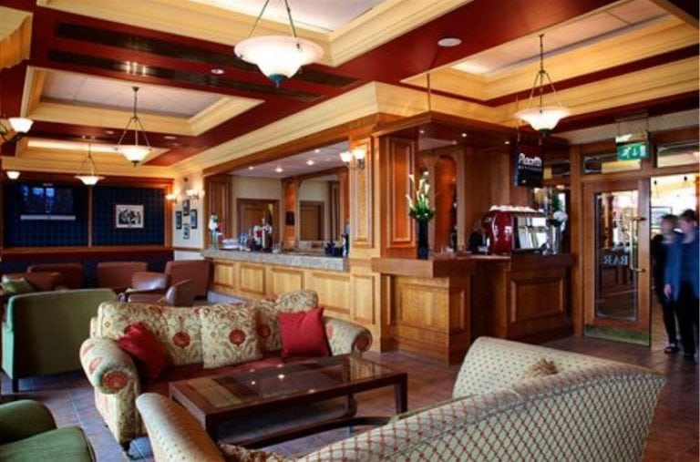 Carnoustie Clubhouse 2
