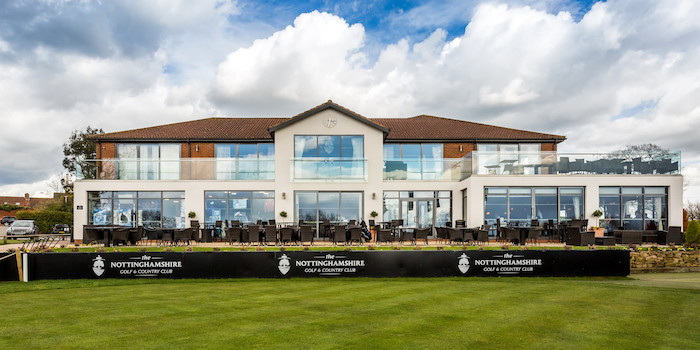 THE NOTTINGHAMSHIRE CLUBHOUSE