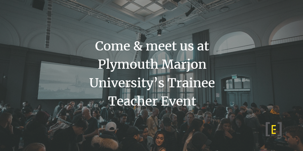 Trainee teacher event Friday 7 February 2020