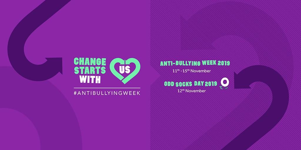 Anti Bullying Week 2019