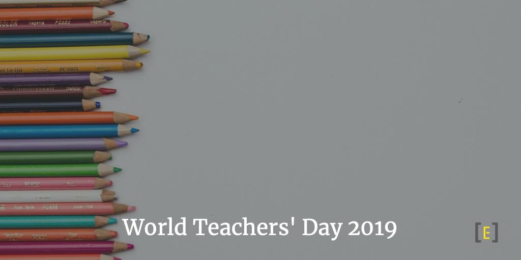 World Teachers Day 2019