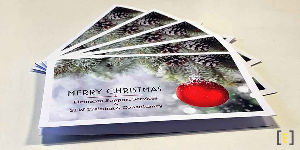 Elementa Christmas Cards