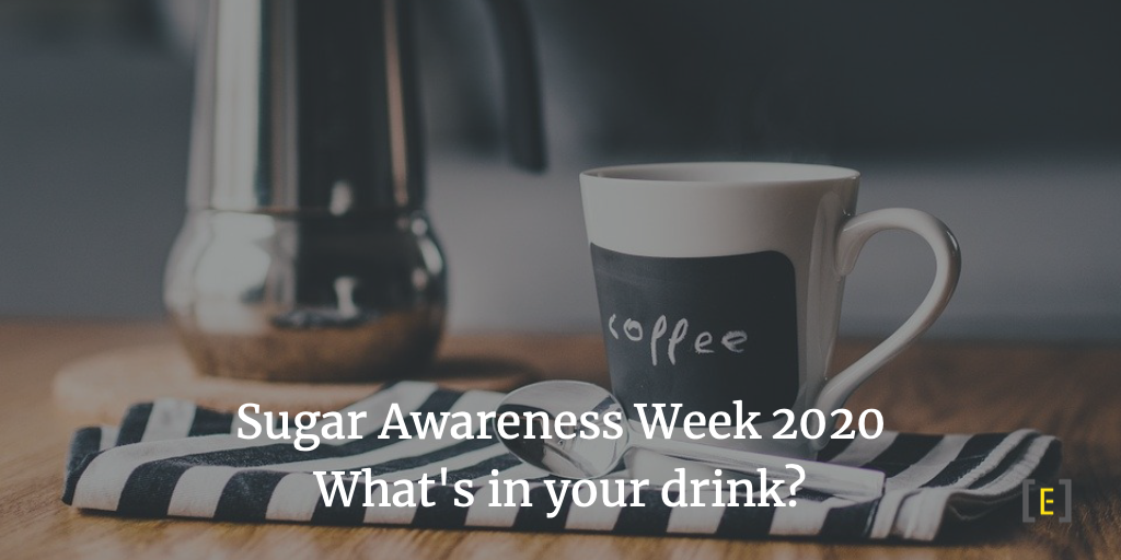 Sugar Awareness Week 2020