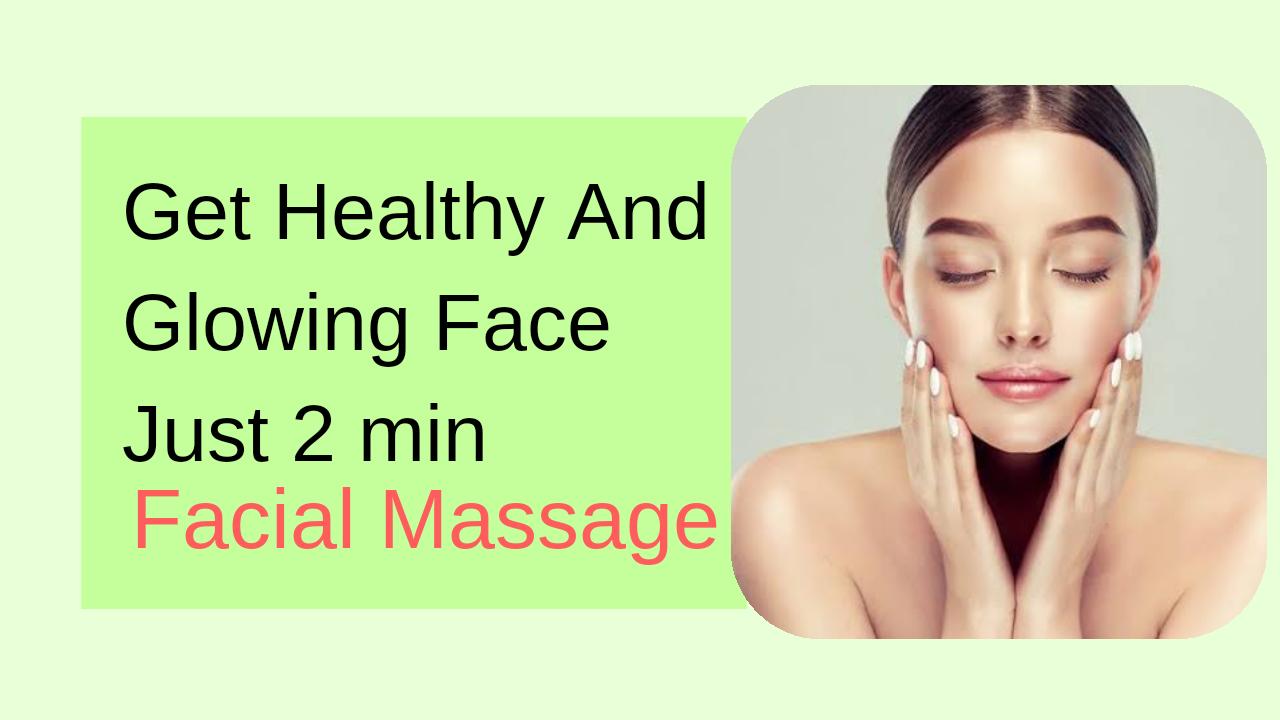 Facial Massage Daily
