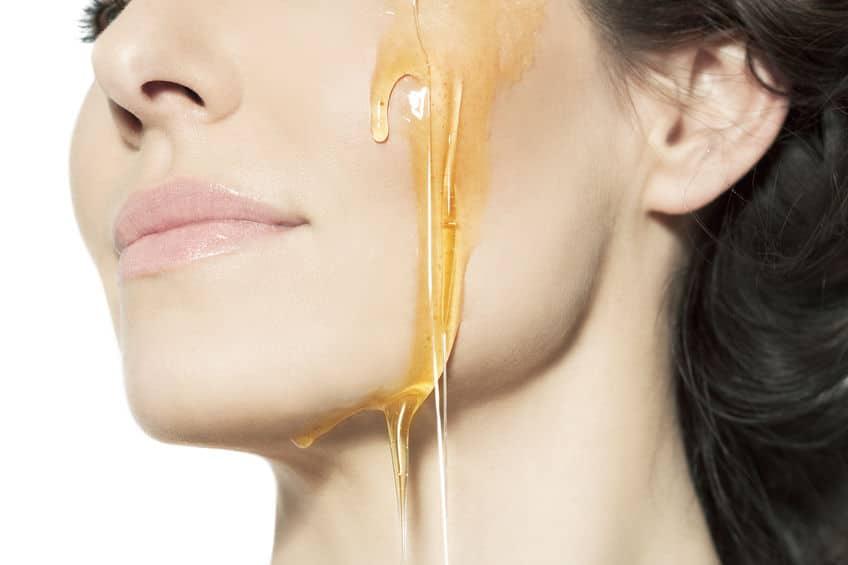 honey on face benefits