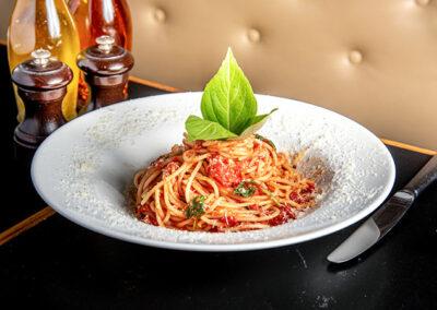 Photo-Larder---LittleNapoli_SpaghettiPomodoroBasilico