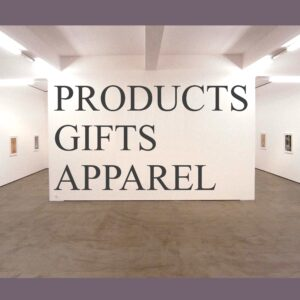 PRODUCTS, GIFTS, APPAREL