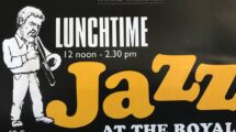 Jazz at The Royal Hotel Hayfield