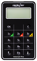 Reply Interact Pro keypad voting system sales