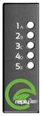 Reply Leaf keypad from voting systems sales