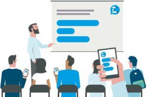 Classroom Meetoo polling app