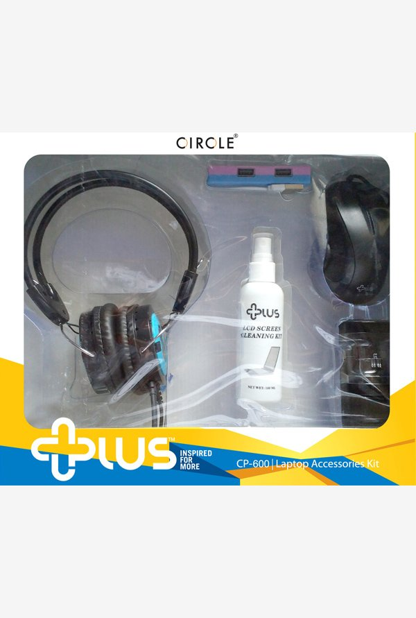 CP-600 headfone + Mouse + Screen Cleaner at Just Rs.499