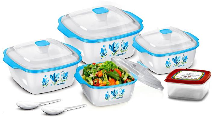 Lifestyle GoodDay Hot Serving Gift set of 7Pcs Casserole@Rs.449/-