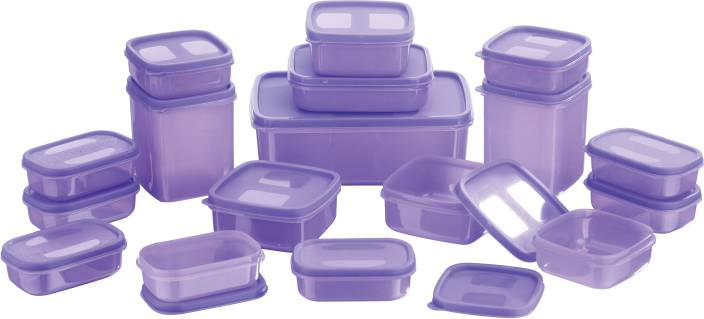 Mastercook Pack Of 17 Container Set @174