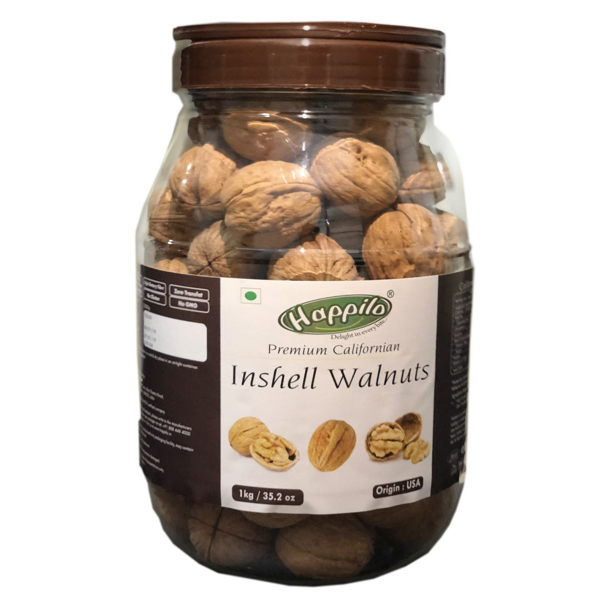 Happilo premium 1000g Walnut + Free Rs.400 Book my show movie Voucher Just @Rs.600 only Buy fast