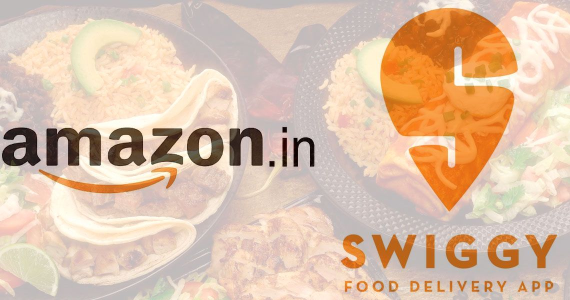 Amazon Pay Swiggy Offers 100% cashback upto 100 on 1st Dec