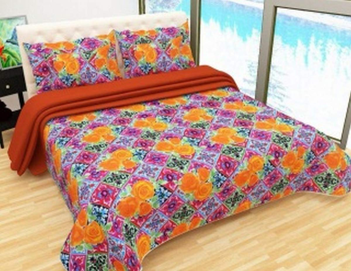 Bombay Dyeing & Raymond -Double Bedsheets at Flat 65% Off for Rs.399