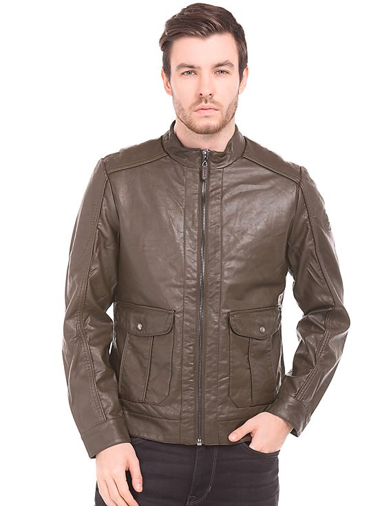 Flying Machine & U.S. Polo Assn Jackets at Rs.1500 only