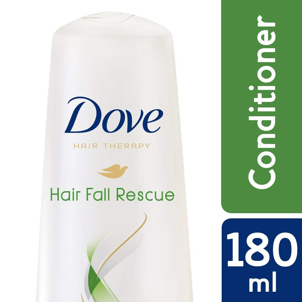 Dove Hair Fall Rescue Conditioner, 180ml [ 2 pcs ] @236.
