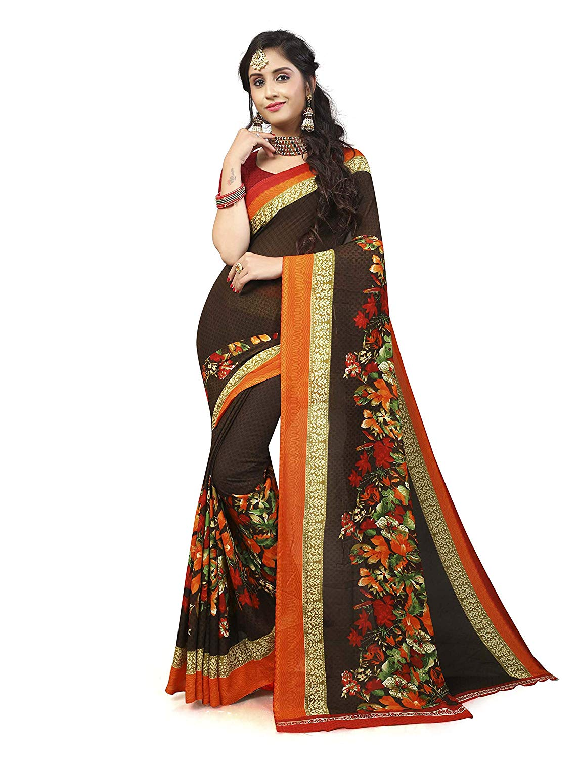 Women Sarees at Rs.199 only
