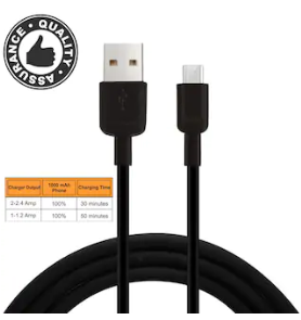 Fast Charging Data Cable at Free