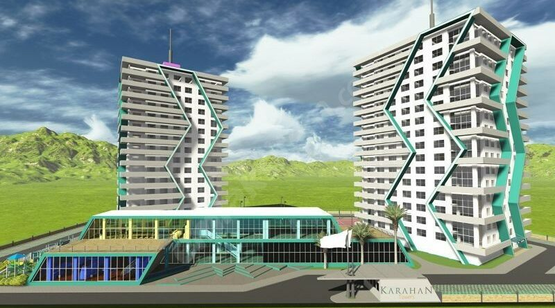 Karahan Towers Akhisar
