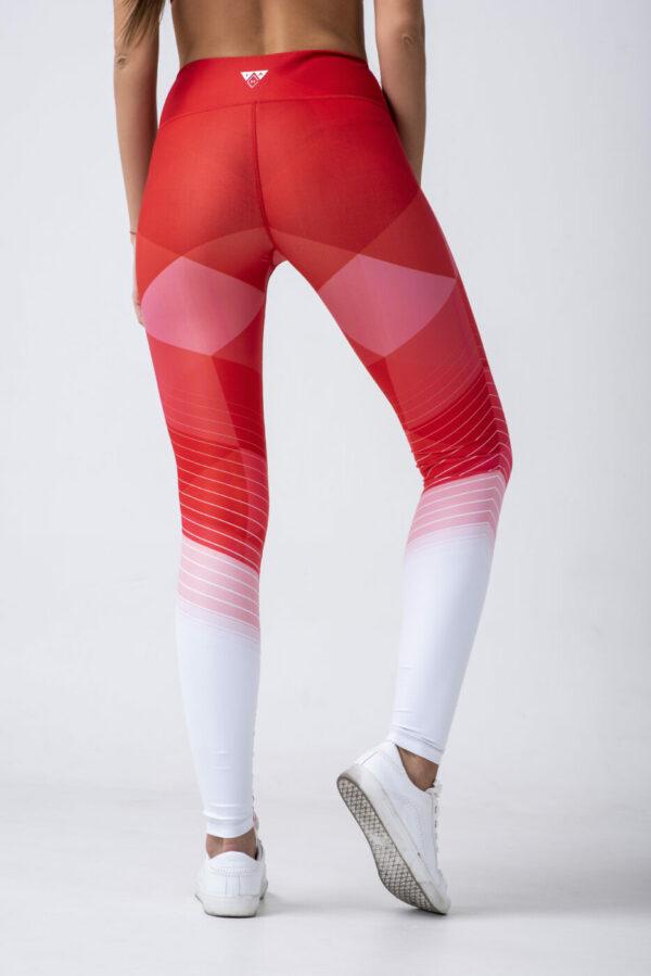 woman in yoga leggings