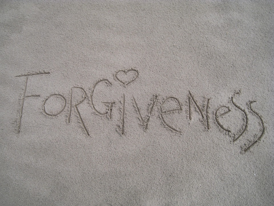 ask for forgiveness