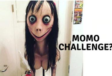 WhatsApp Momo Challenge