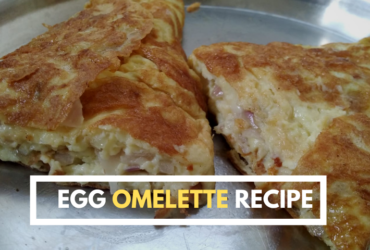 Egg Omelette Recipe