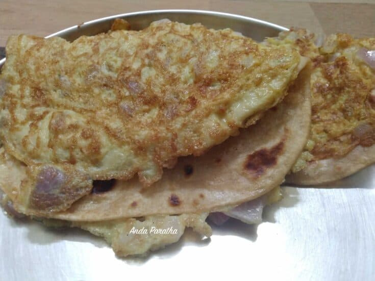 Egg Paratha | Recipe of Egg Paratha