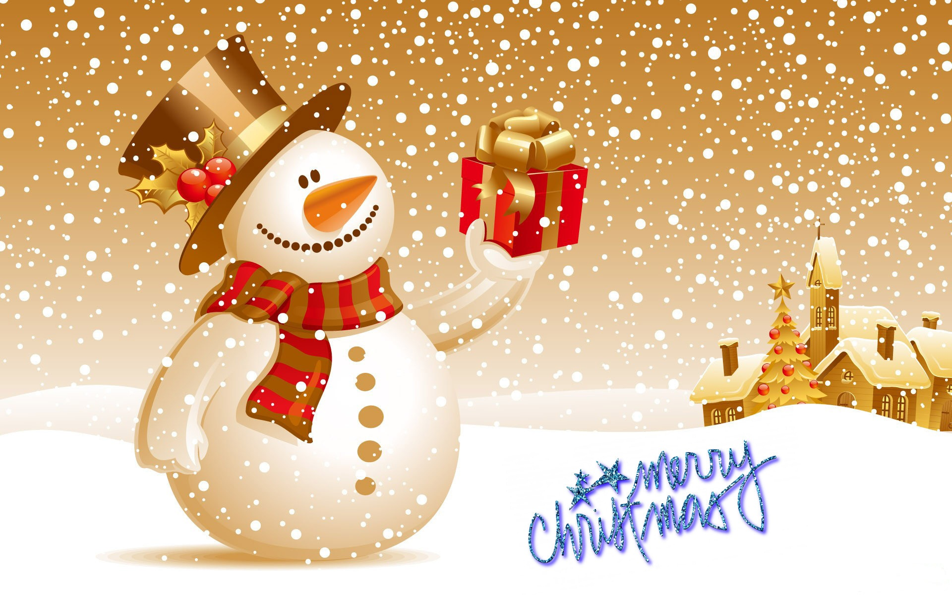 Christmas Greetings – Video Animation with your Logo