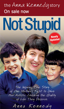 Not Stupid offers a readers a rollercoaster of emotions but most of all it offers a real sense of hope for those whose lives are affected by autism.