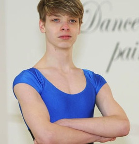Dancer James Hobley stepping out across the globe again