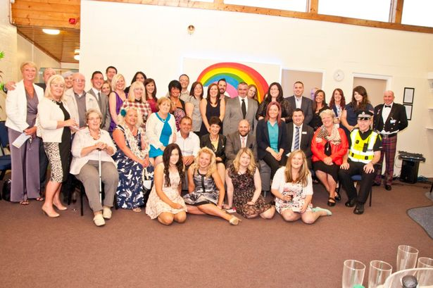 Anna Kennedy OBE – Opens West of Scotland Autism and Asperger Centre in Dunbarton
