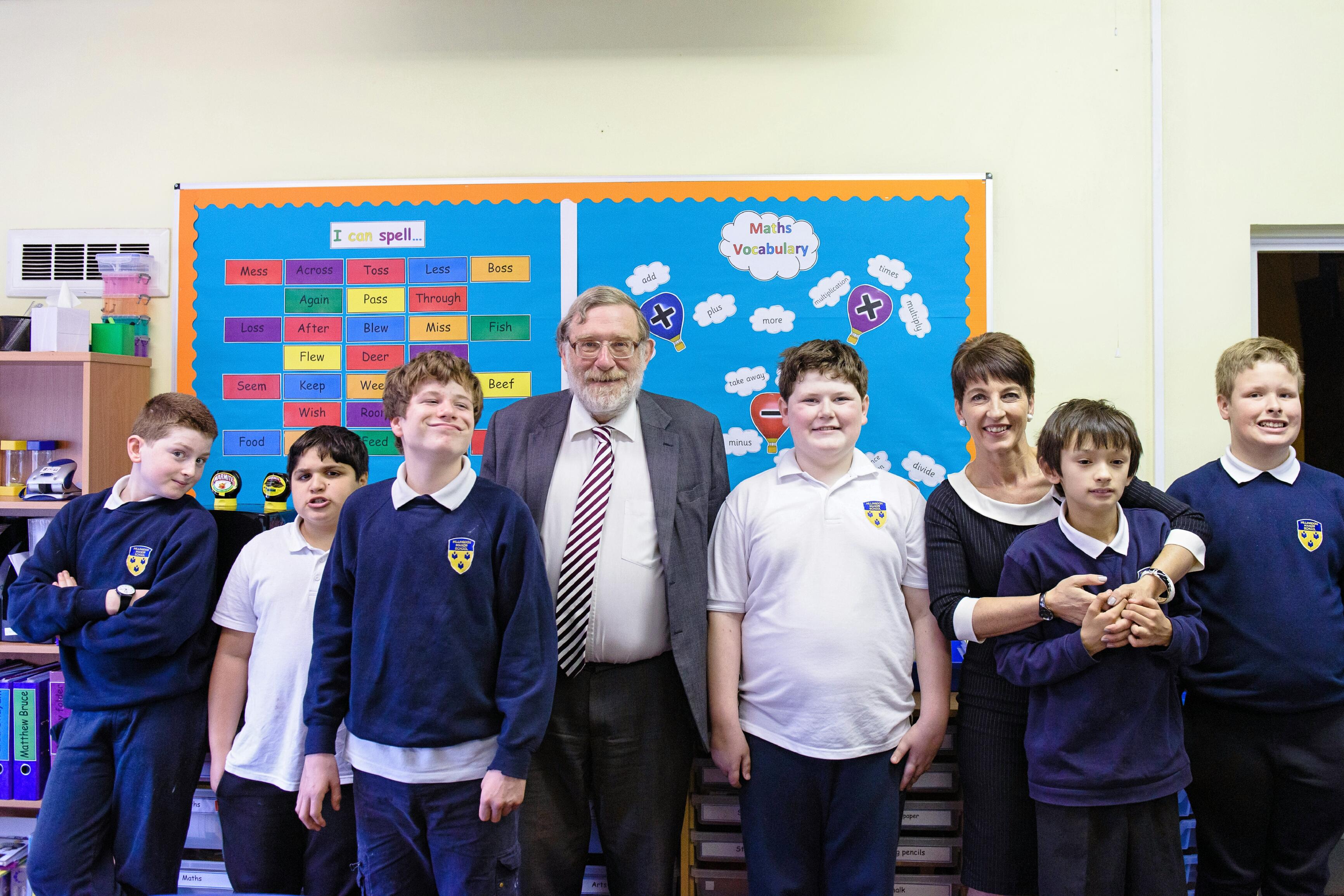 Hillingdon Manor School celebrates its 15th year!!