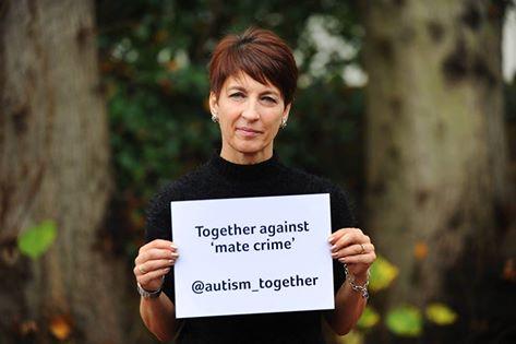 Together against 'mate crime'