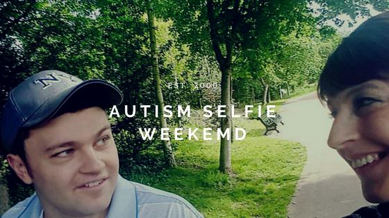 Autism Selfie Weekend!