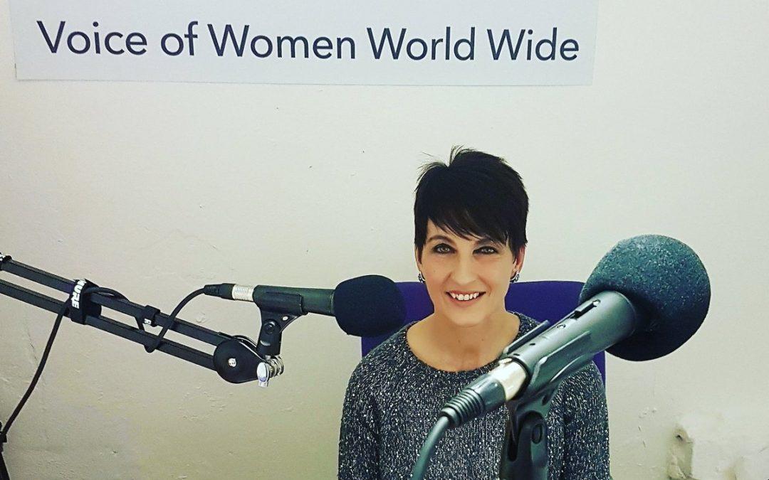 Anna Kennedy – Women's Radio Station