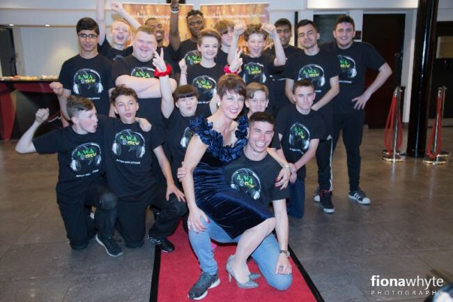 Autism with Attitude, AGT Performers – The first special needs team in the world to qualify and compete at the UDO European Championships 2018