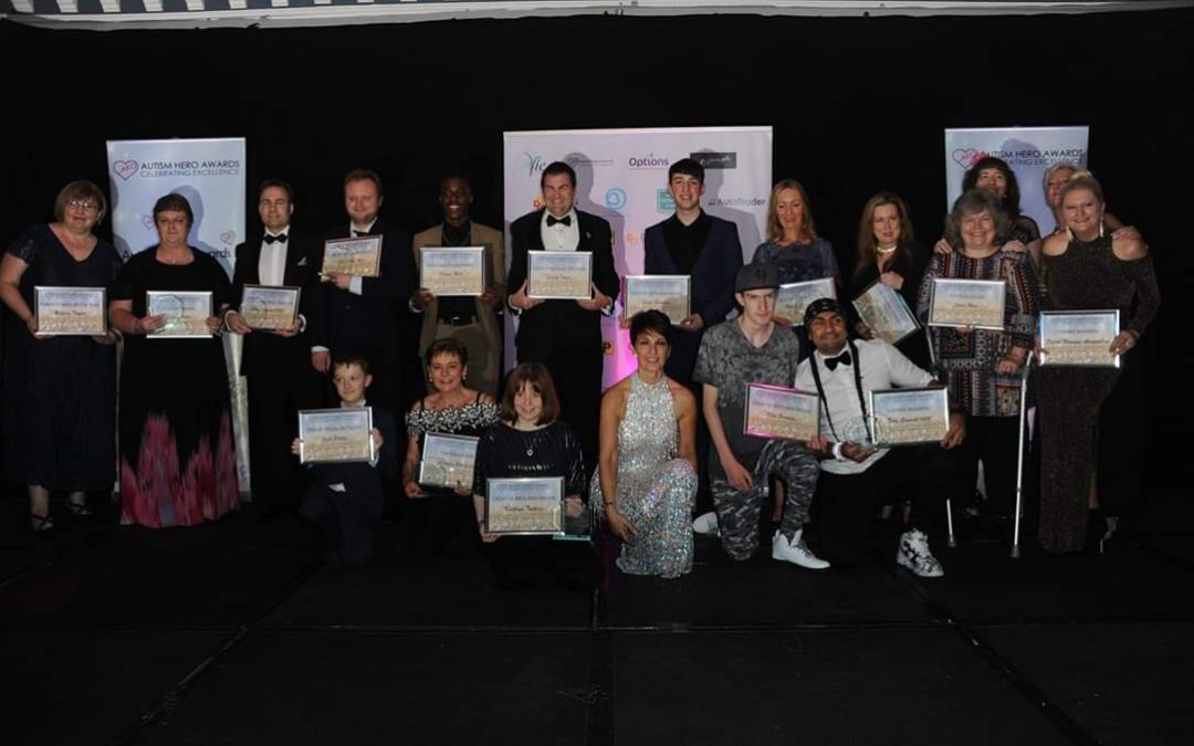 A review by Paul Newman on Autism Hero Awards 2018
