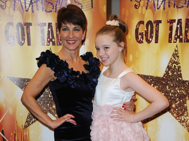 Autism's Got Talent performer Jasmine Brinkhurst stars on BBC1's 'This is my Song '.