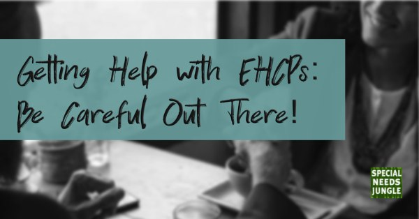 Getting Help with EHCPs: Be Careful Out There! – Special Needs Jungle