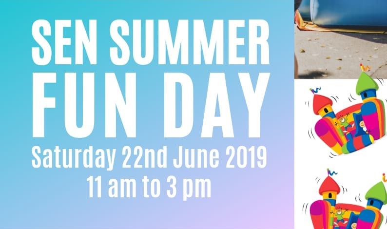 Summer Fun Day – 22nd June 2019