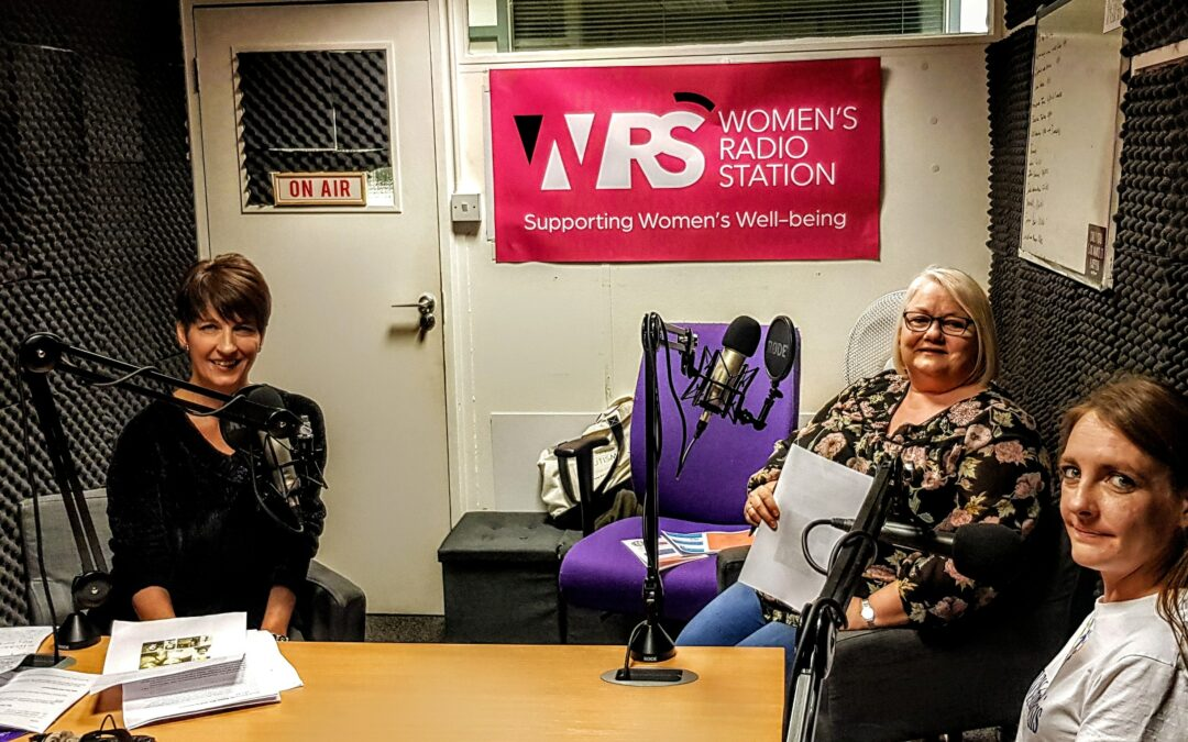 All things Autism Radio show – guests Sharon Pratt and Poppy Rose