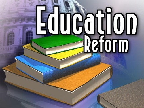 Educational reforms the dichotomy – an article by Georgina Robertson