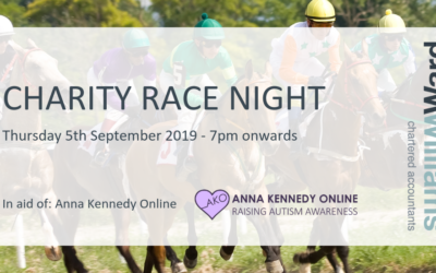 Ward Williams Charity Race Night